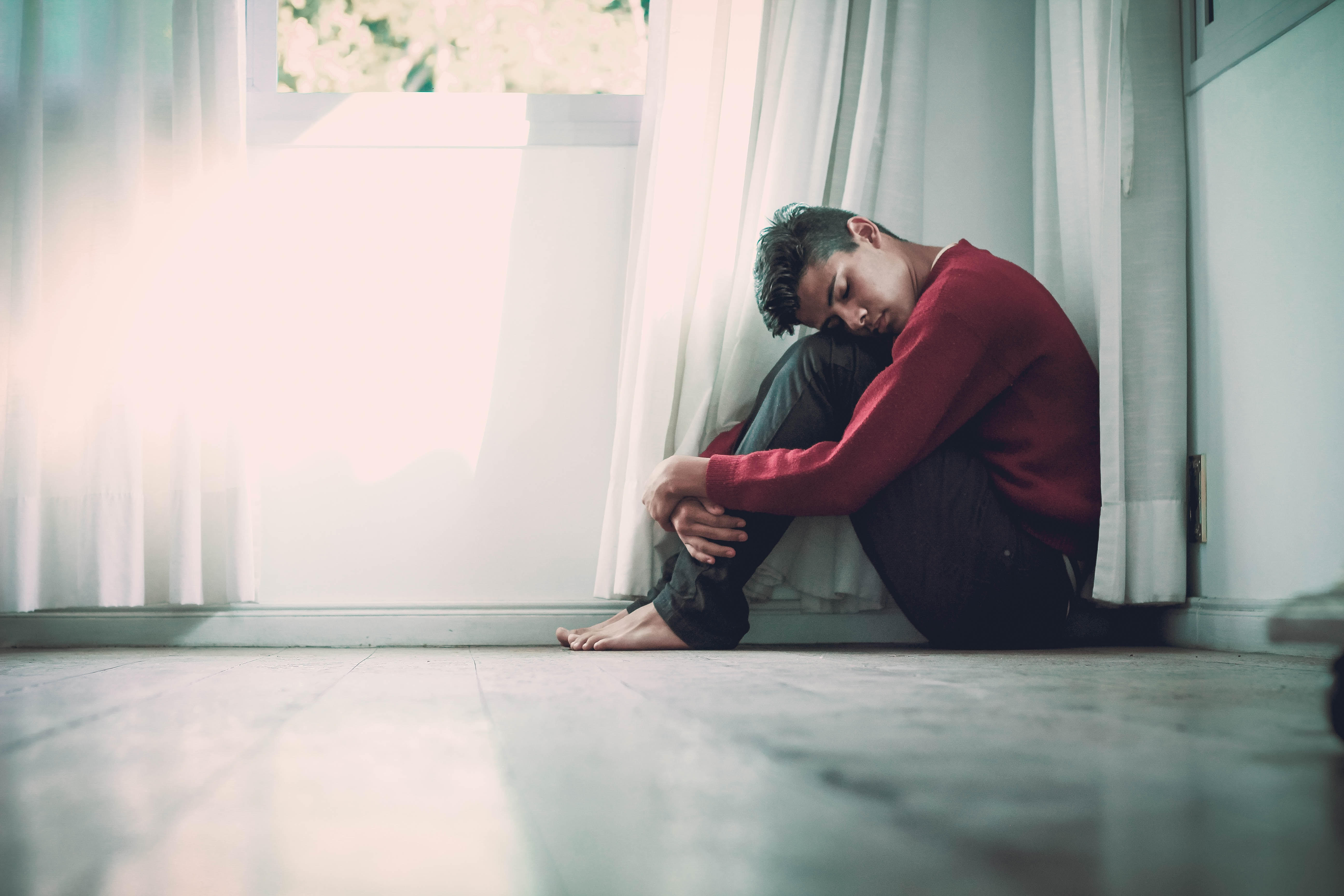 help for depression in young adult